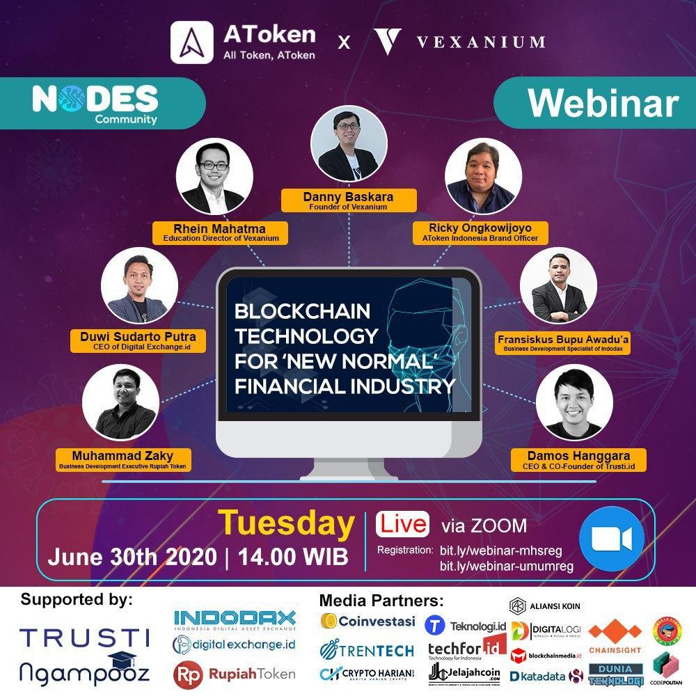 blockchain technology financial industry
